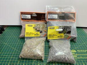 Basing materials